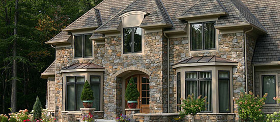 North Star Stone Stylish Exterior Stone Veneer